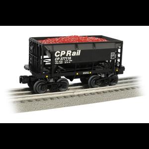 Bachmann Industries . BAC O Scale CP Rail 70-Ton Ore Car