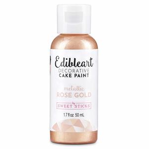 Edible Art Paint . EAP Edible Art Paint - Rose Gold 50ml