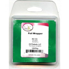 CK Products . CKP Green Foil Wrapper 3 X 3""