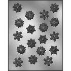 """CK Products . CKP Snowflake 1¼"""" Chocolate Mold"""