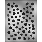 CK Products . CKP Mini Snowflakes Chocolate Mold