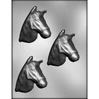 """CK Products . CKP Horsehead 3⅝"""" Chocolate Mold"""