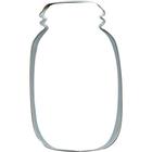 "CK Products . CKP 4-1/4"" Mason Jar Cookie Cutter"