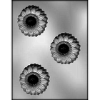 """CK Products . CKP 3"""" Sunflower Chocolate Mold"""