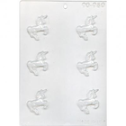 CK Products . CKP Mini Unicorn Chocolate Mold