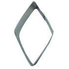"""CK Products . CKP Cookie Cutter - Diamond 3-1/2"""""""