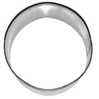 """CK Products . CKP Cookie Cutter - Oval 3-1/2"""""""
