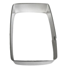 """CK Products . CKP 3-1/2"""" Rectangle - Cookie Cutter"""