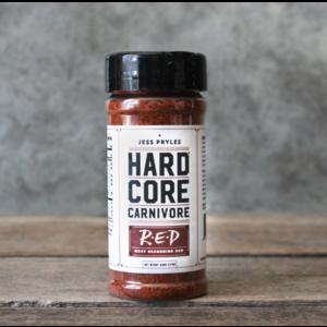 Hardcore Carnivore Red 6.25oz