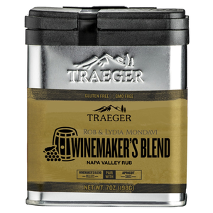 Traeger BBQ . TRG Winemaker's Blend Napa Valley Rub