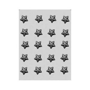 Lorann Gourmet . LAO Stars Pieces Sheet Mold
