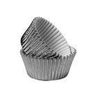 PLEASE CHOOSE Mini Silver Foil Baking Cups