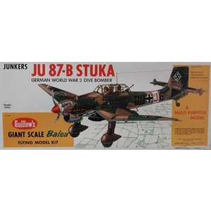 Guillows (Paul K) Inc . GUI JU 87B STUKA