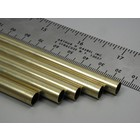 K&S Engineering . K+S Round Brass Tube 9/32 X 36""