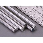 "K&S Engineering . K+S Solid Alum Rod 12""X 3/16"