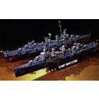 Tamiya America Inc. . TAM 1/350 US NAVY DD445 FLETCHER