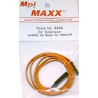 Maxx Products . MPI JR/HITEC/AIR.Z 24 EXTENSION