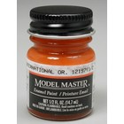 Testors Corp. . TES Mm Enamel 1/2Oz Intl Orange