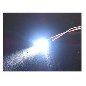 3 Racing . 3RC 3mm Flash Led 3rac-Leds White