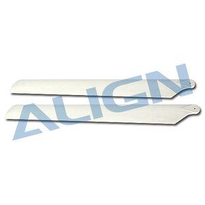 Align RC . AGN (DISC) - 250 205MM MAIN BLADES