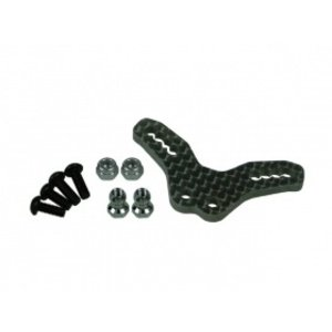 3 Racing . 3RC Front Graphite Shock Tower