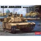 "Academy Models . ACY 1/35 M1A1 ABRAMS ""IRAQ '03"""
