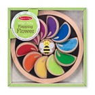 Melissa & Doug . M&D (DISC)-flapping Flower