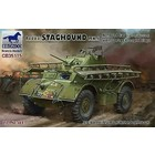 Bronco Models . BRC T17E1 STAGHOUND MK.I