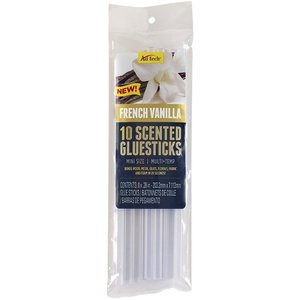 Ad-Tech . ADT (DISC) - Hot Glue Sticks Scented - French Vanilla