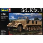 Revell of Germany . RVL 1/72 SD.KFZ.7