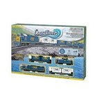 Bachmann Industries . BAC TRAIN SET HO COASTLINER