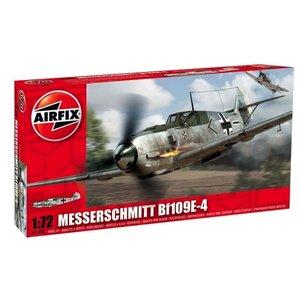 Airfix . ARX 1/72 MESSERSCHMITT BF109E-4