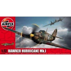 Airfix . ARX 1/72 HAWKER HURRICANE MK1