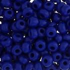 John Bead Corporation . JBC Seedbead Op. Royal Blue