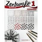 Design Originals . DOL Zentangle 1 Coloring Book