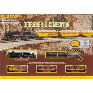 Bachmann Industries . BAC N DURANGO/SILVERTON SET