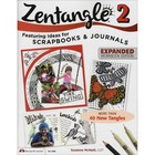 Design Originals . DOL ZENTANGLE 2 COLOR BOOK