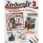 Design Originals . DOL Zentangle 2 Coloring Book