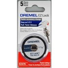 Dremel . DRE EZ LOCK CUT-OFF WHEEL (5)