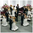 Wedding Star . WST INTERCHANGABLE BRIDE AFRICAN A
