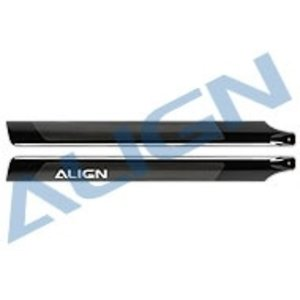 Align RC . AGN (DISC) - 690D CARBON FIBER BLADE