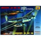 Zvezda Models . ZVE 1/72 Junkers Ju-88Gg Heavy Night Fighter