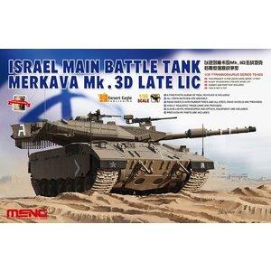 Meng . MEG Israel Mn Batt Tnk Merkav