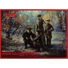 Icm . ICM 1/345 WWII SOVIET PARTISANS