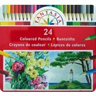 Pro Art . PAT 24PC COLORED PENCIL TIN SET