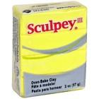 Sculpey/Polyform . SCU Lemonade Sculpey III
