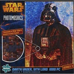 Buffalo Games . BUF Darth Vader 1000Pc Photomosaic