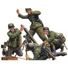 Tamiya America Inc. . TAM 1/35 GERMAN INF MORTAR TEAM