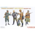 Dragon.Marco Polo . DML 1/35 FRAGILE ALLIANCE AXI