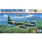 Tamiya America Inc. . TAM 1/48 MITS G4M1 MODEL 11